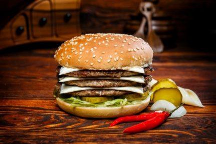 K.O. Burger