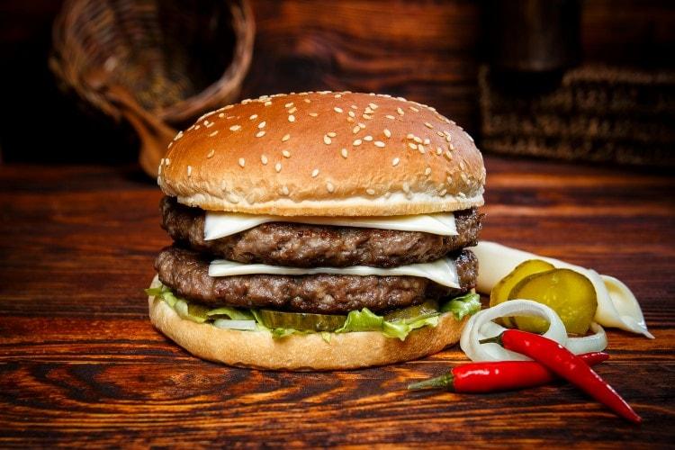 Illegal Burger Big Burger
