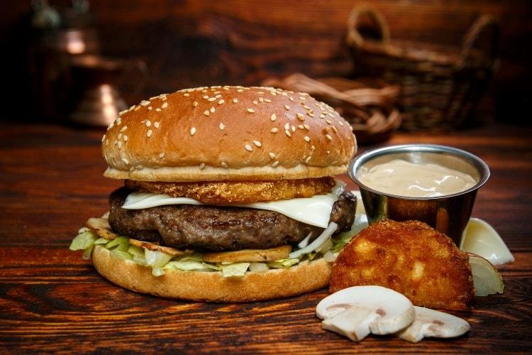 Züri Burger
