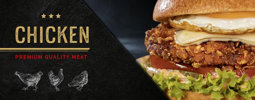 Big Burger Chicken